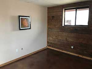 Office space for lease in the Fort Worth Design District